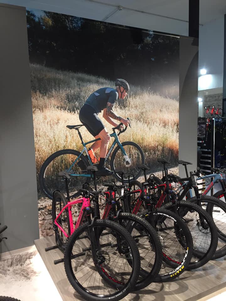 pellicola murale Bikers Casette Verdini