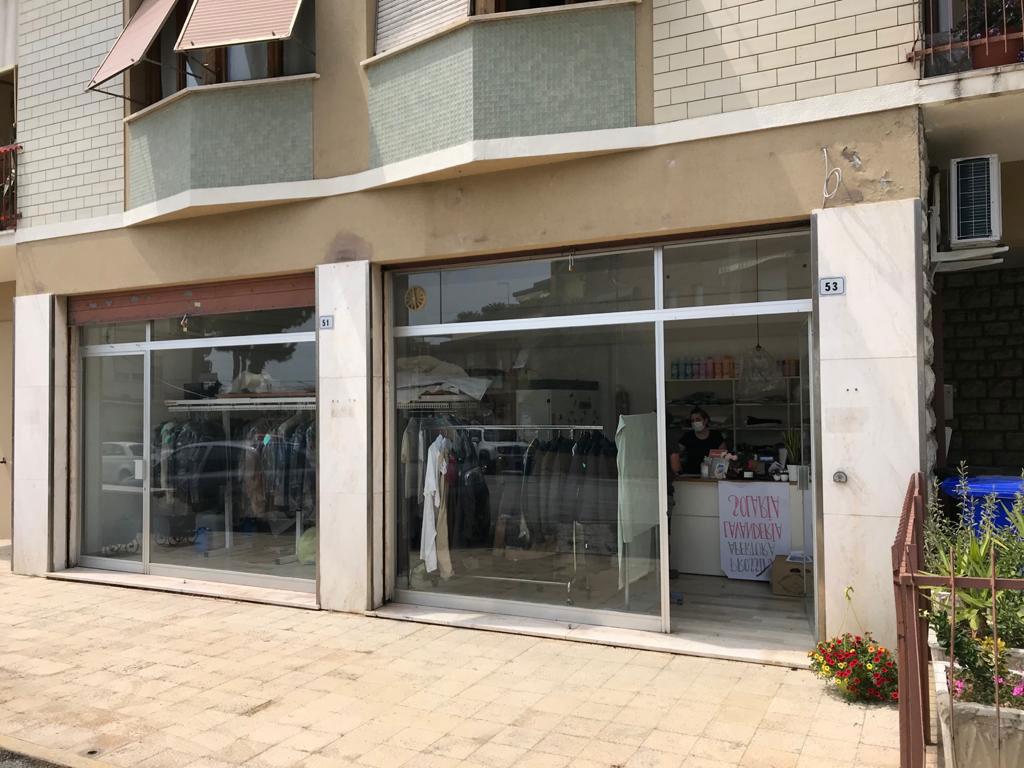 Pellicola di sicurezza Lavanderia Solaria Pesaro