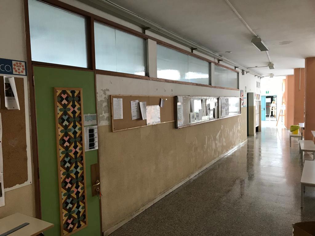 Pellicola di sicurezza Liceo Artistico Macerata