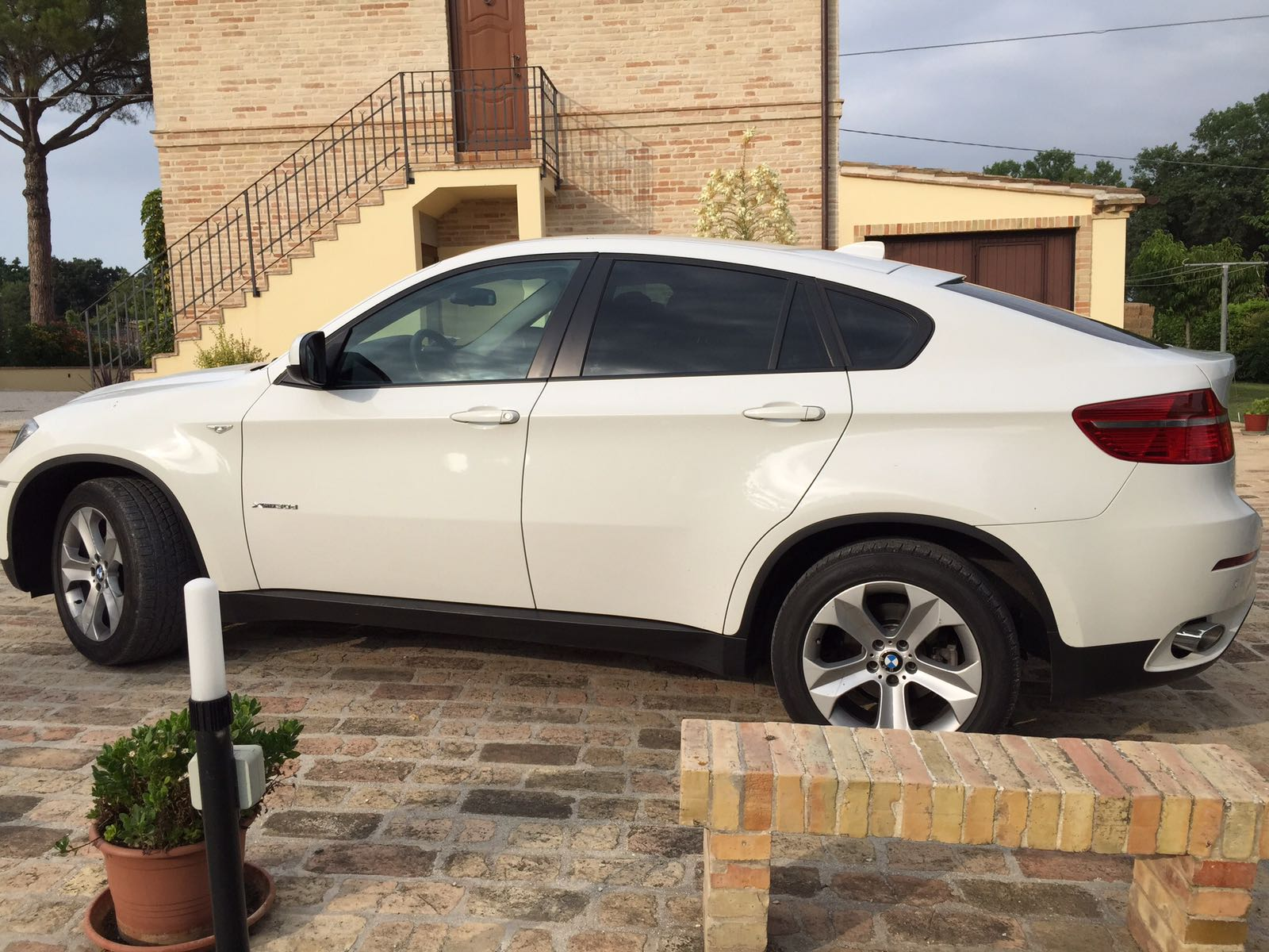 oscuramento vetri BMW X4
