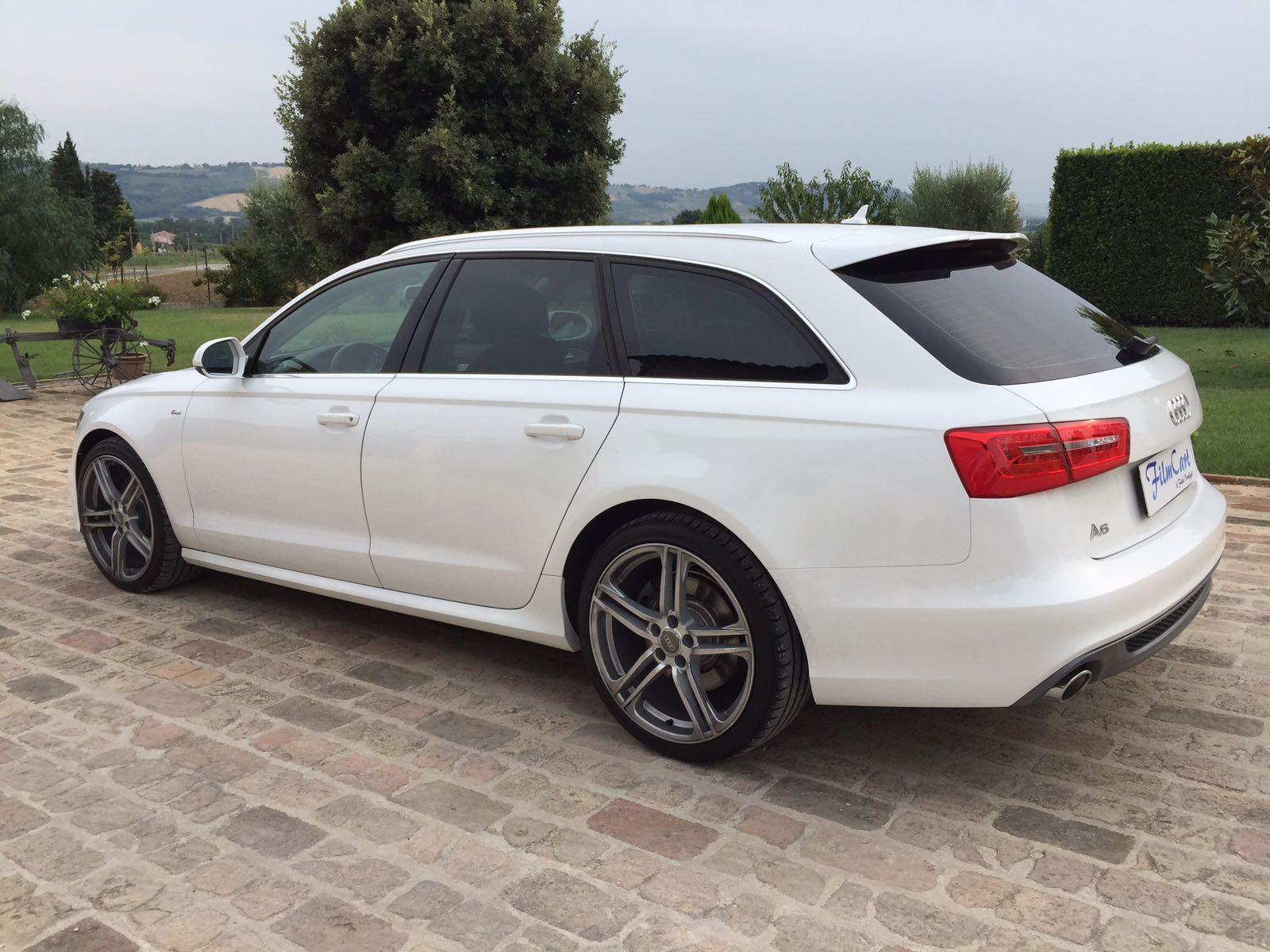 pellicole oscuranti Audi A6