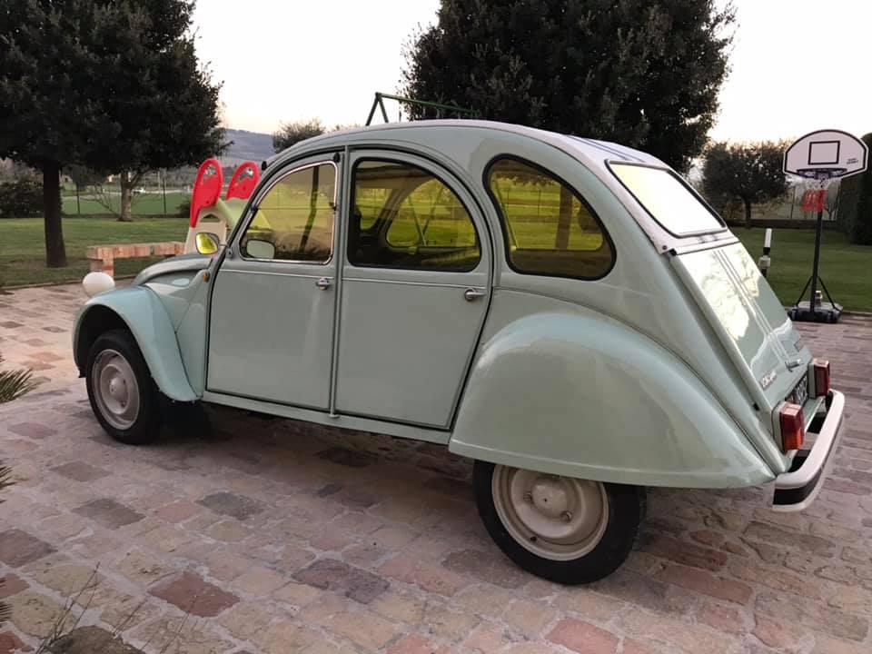 pellicola colorata vetri auto Citroen