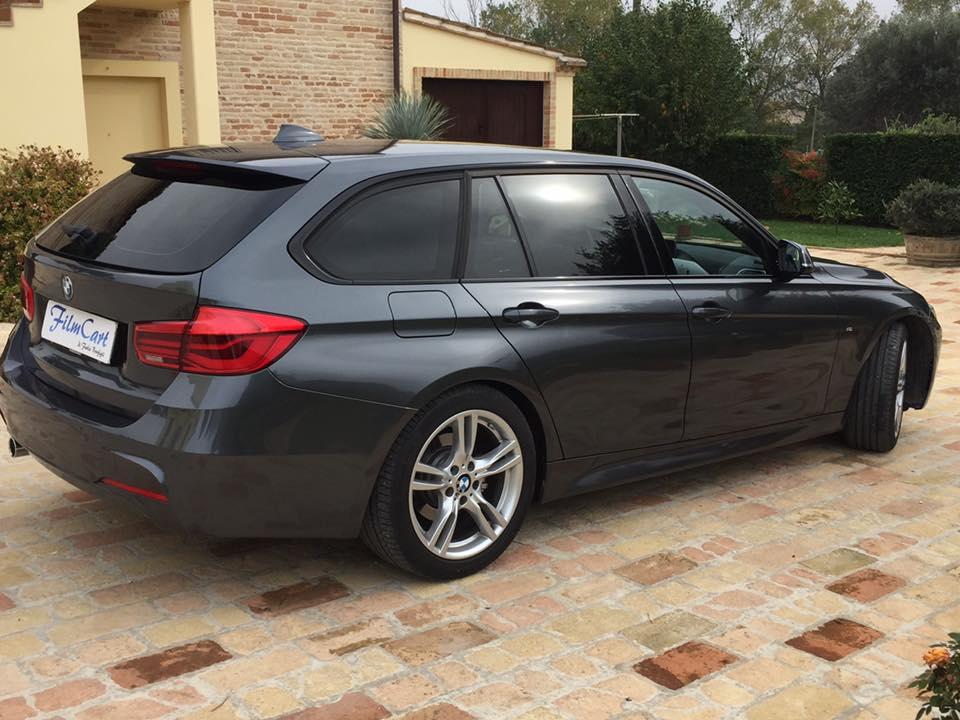 oscuramento vetri BMW Serie 3 Touring