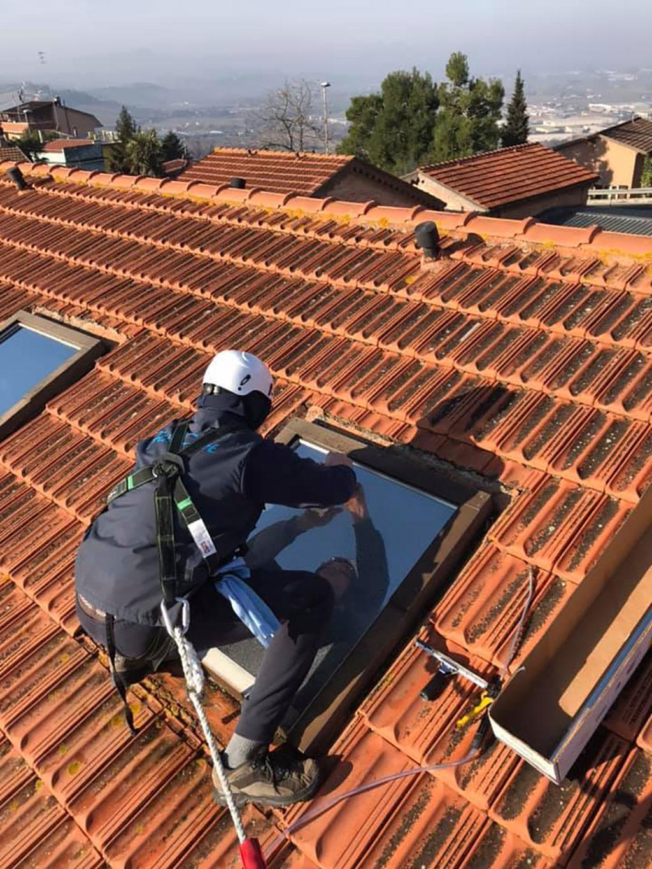 pellicola a controllo solare velux
