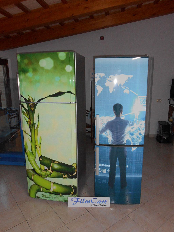 personalizzazione frigoriferi