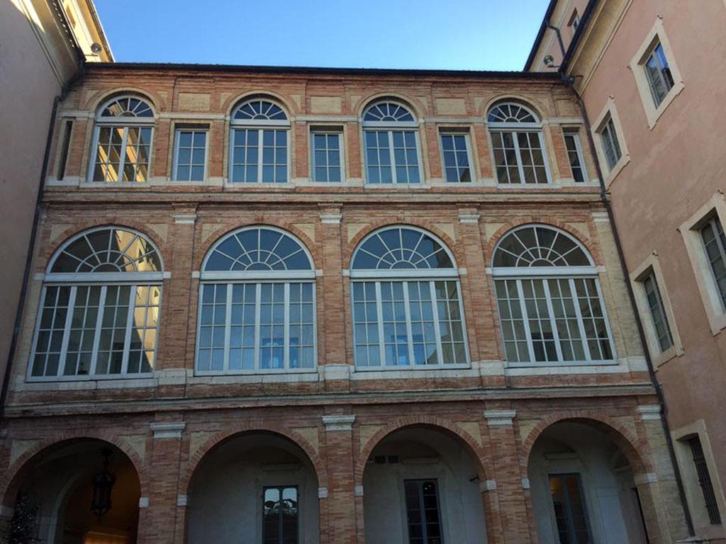 pellicole isolanti museo Macerata