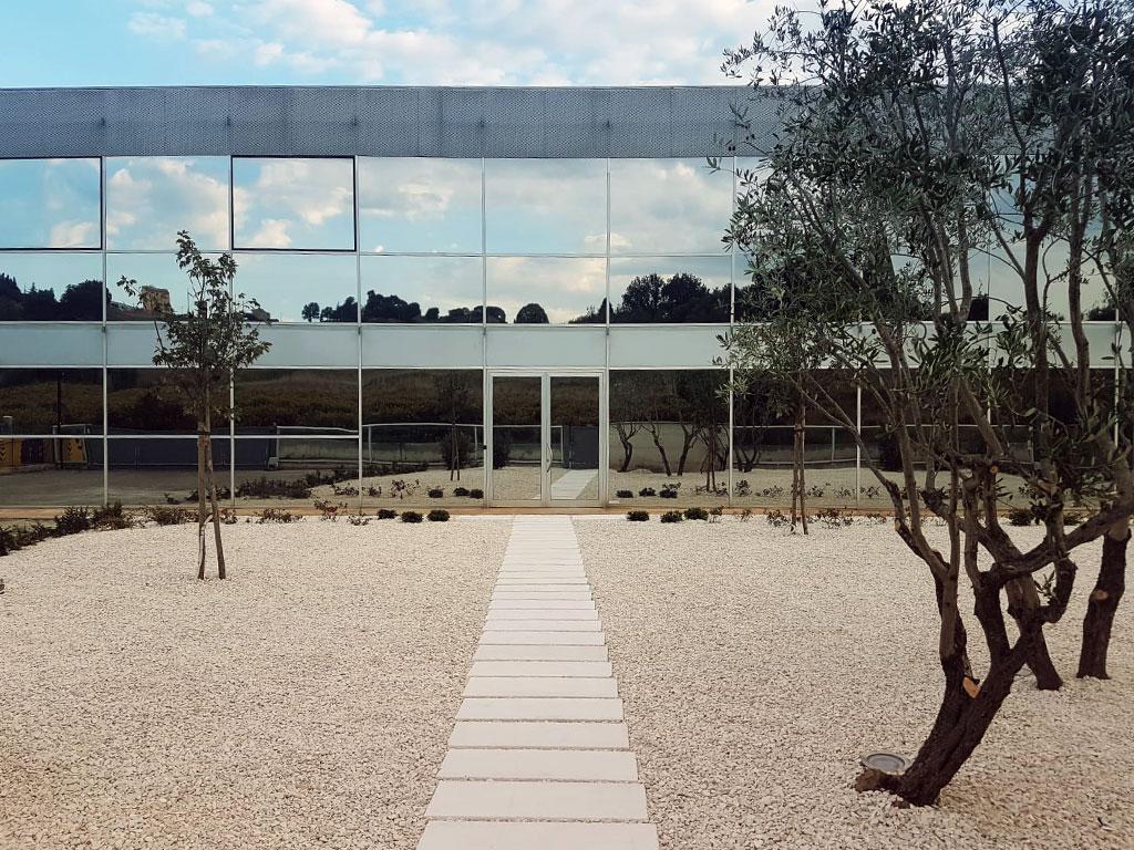 pellicola a controllo solare riflettente Rays Osimo