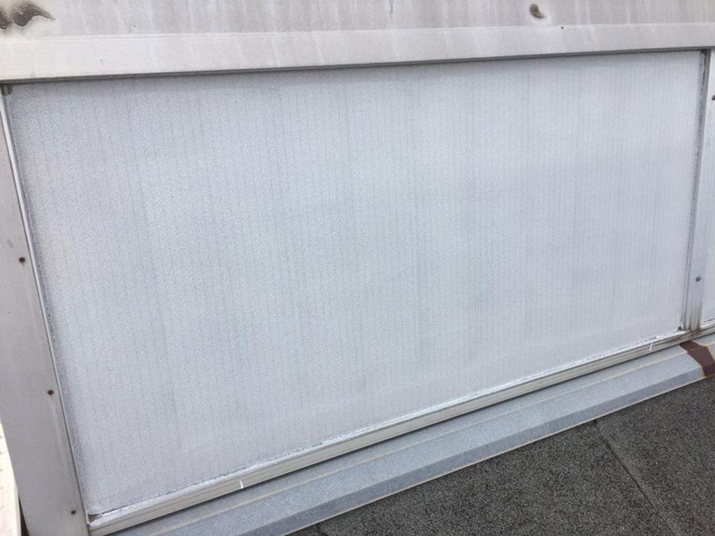 vernice solare per policarbonati